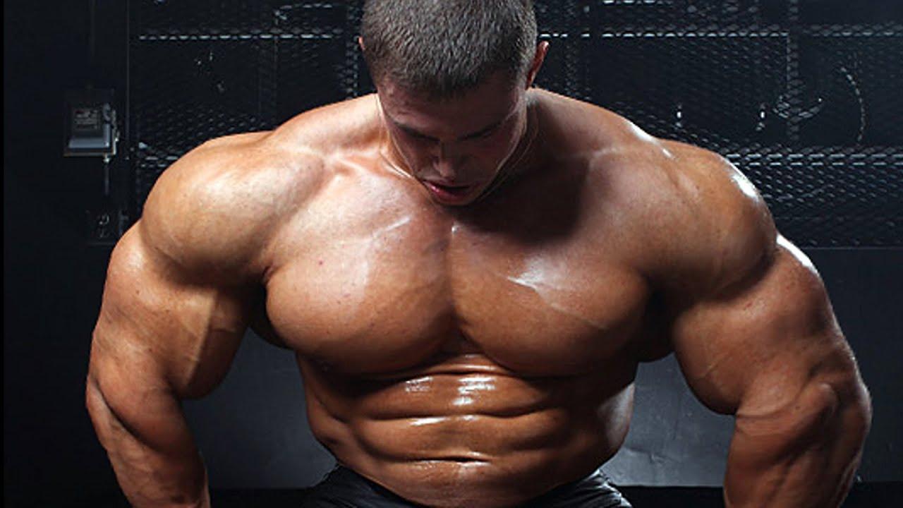Мышцы без стероидов