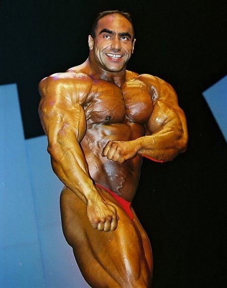 Нассер эль сонбати: ученый и спортсмен