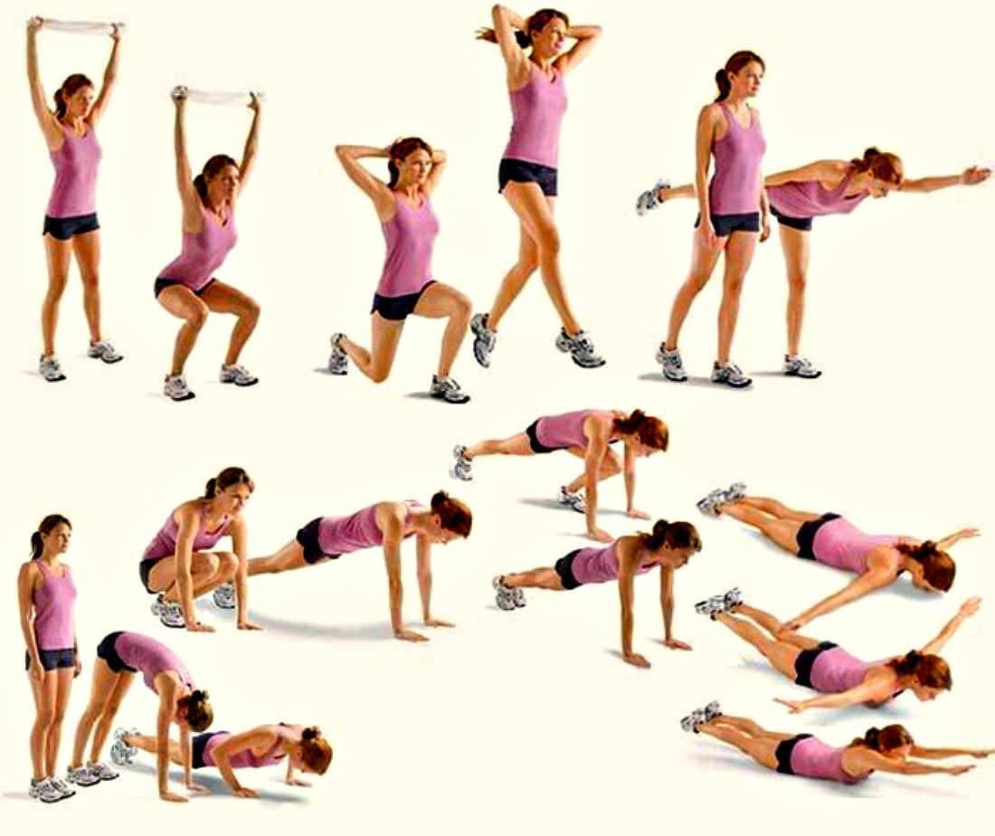 Как делать зарядку по утрам — 5 простых упражнений