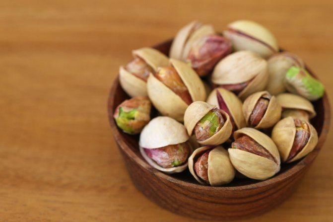 Технические условия на орехи фисташки в скорлупе жареные с солью — ту