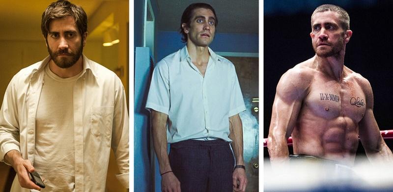 10 известных актеров, которым пришлось сильно похудеть или набрать вес ради роли