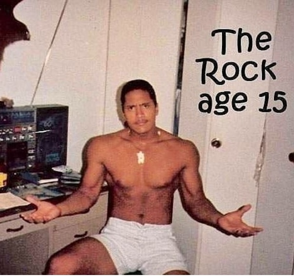 Каким был тайсон в молодости в 16, 18 и 20 лет?