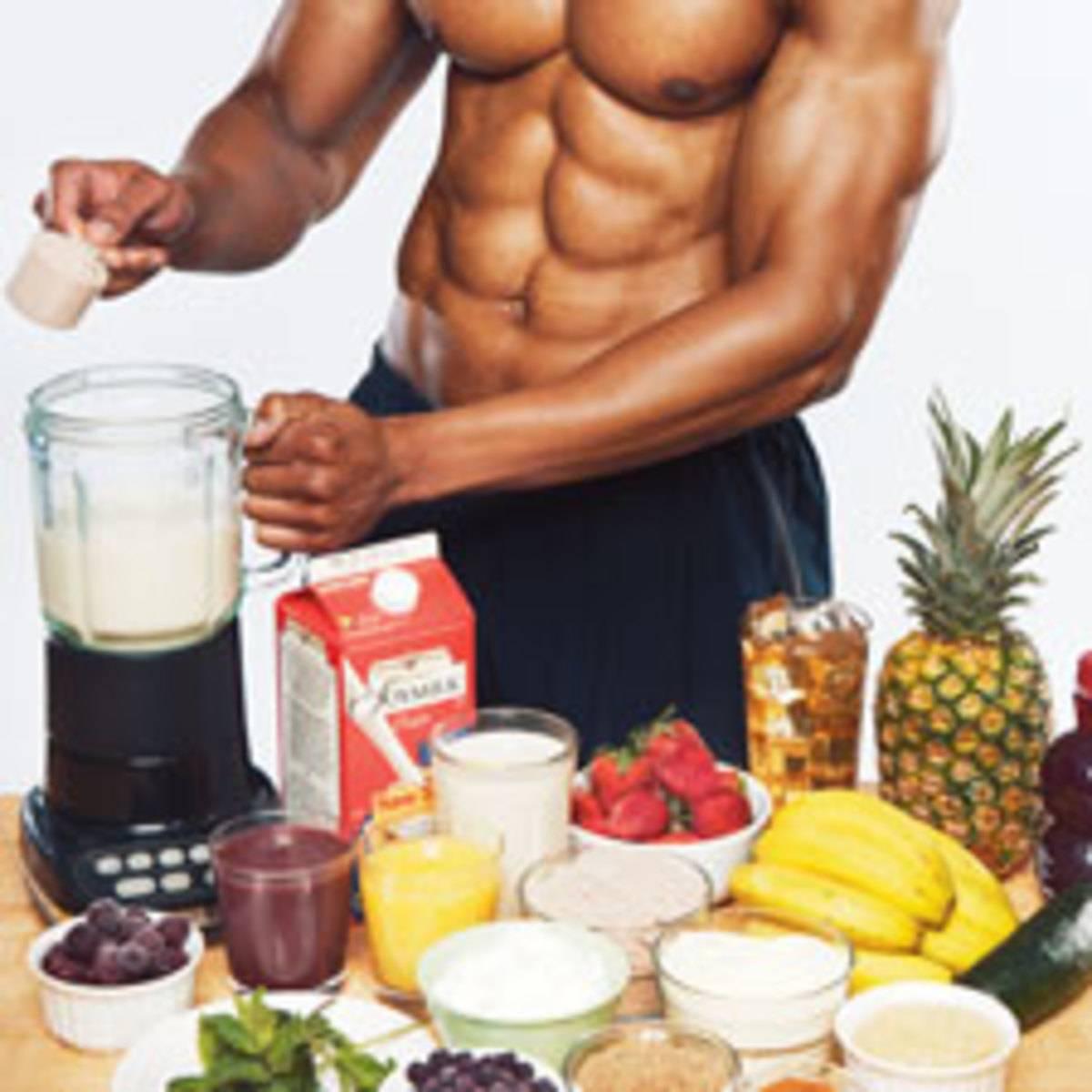 Спортивное питание — рецепты на все случаи жизни