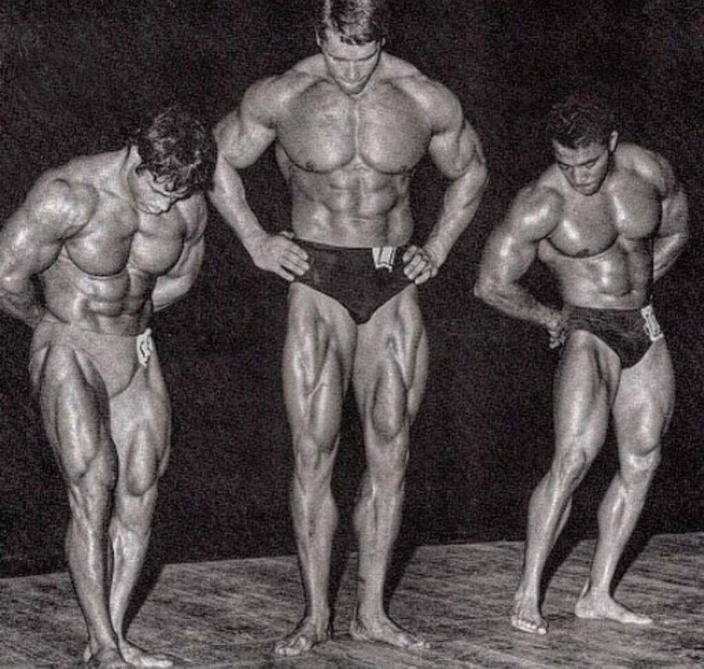 Идеальные тела: 38 фотографий атлетов Золотой эры бодибилдинга