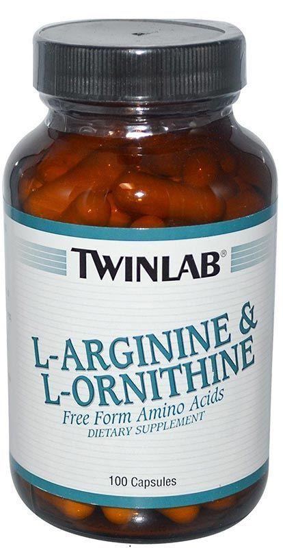 L-arginine от twinlab - спортивное питание на dailyfit