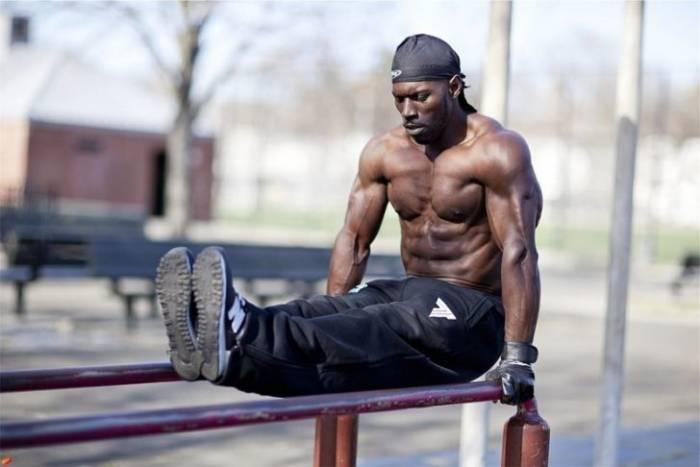 Воркаут - программа тренировок для начинающих, упражнения