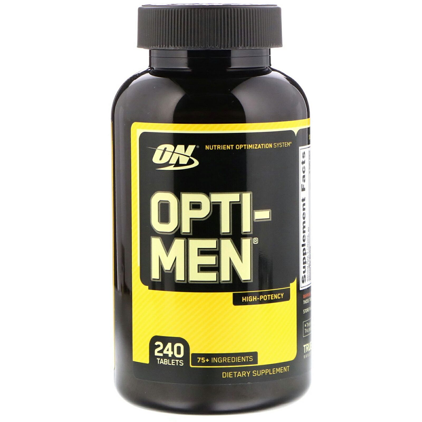 Комплекс «opti-men» для мужчин с активным образом жизни