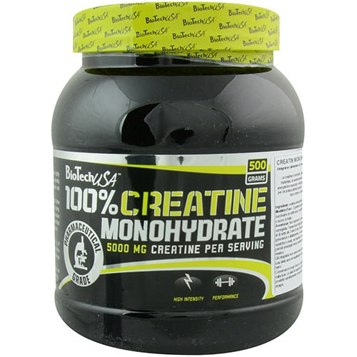 Creatine monohydrate 100% от biotech usa: как принимать, отзывы