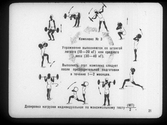 Сухожильные упражнения александра засса (железного самсона)
