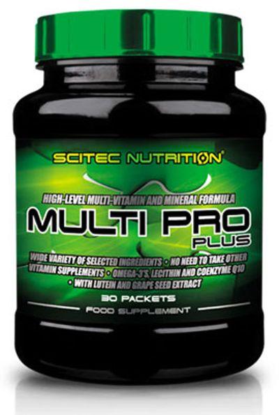 Multi pro 30 пак (scitec nutrition) купить в москве по низкой цене – магазин спортивного питания pitprofi