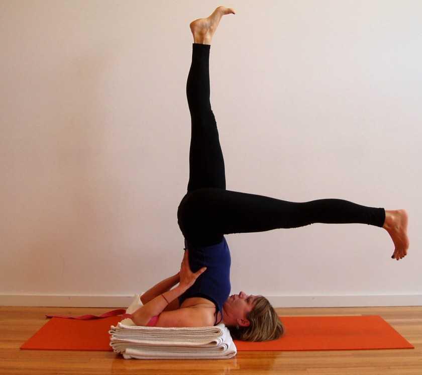 Упражнение «березка» – правила выполнения, польза и вред