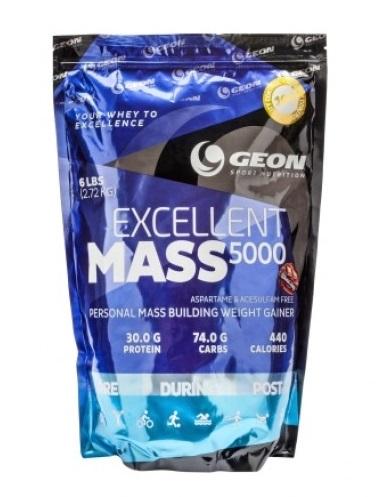 Excellent mass 5000 от geon: как принимать, состав и отзывы