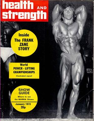 Программа тренировок фрэнка зейна: занимайся как легендарный атлет