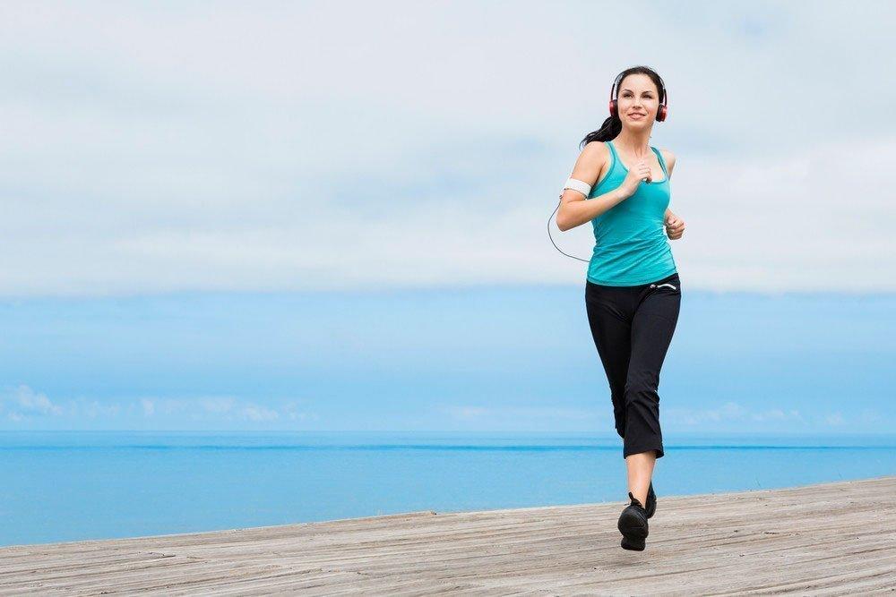 Правильный бег для сжигания жира, программа и тренировки