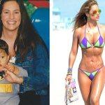 Как опозорилась на пляже похудевшая на 35 кг фитнес-модель