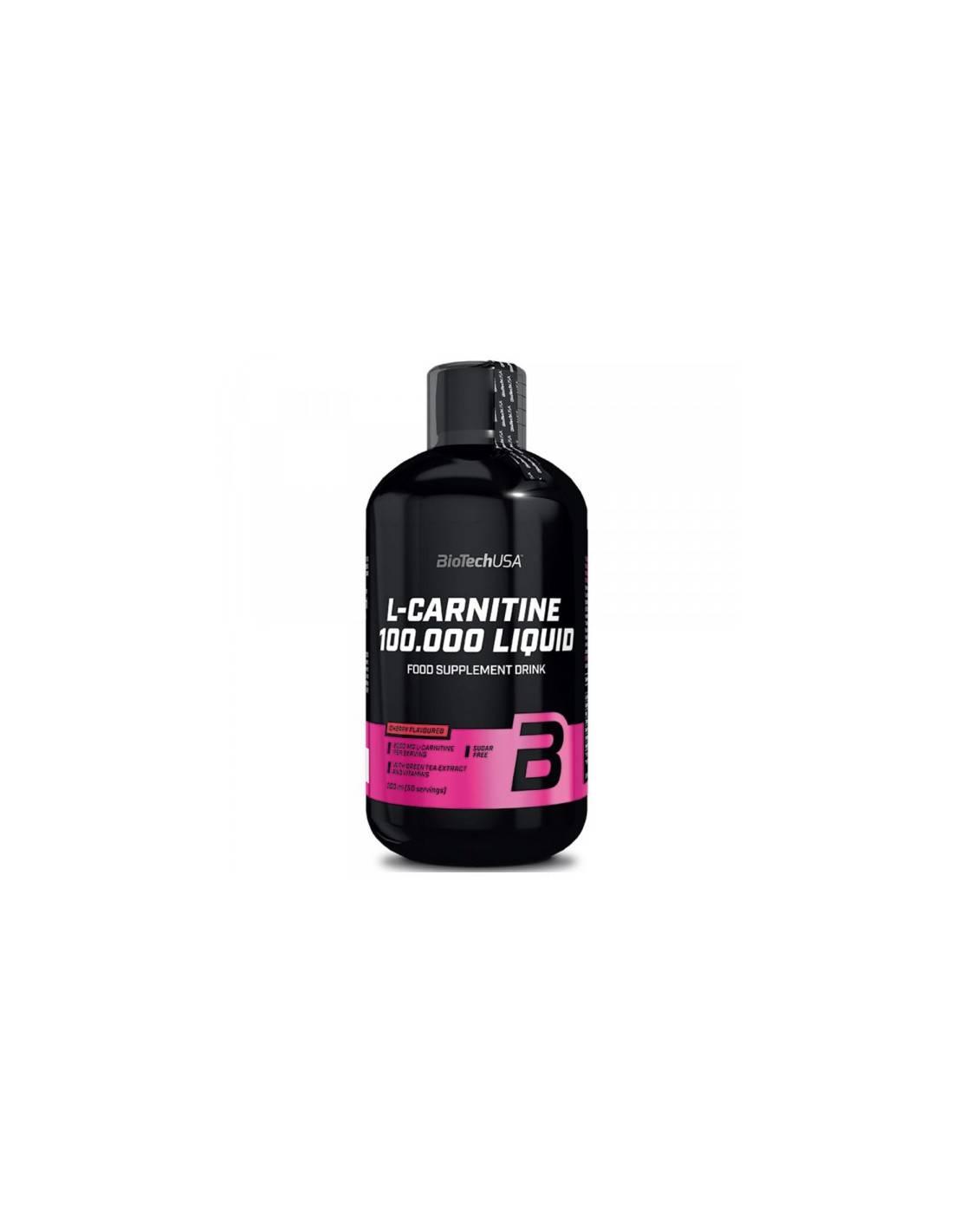 L-carnitine liquid от biotech usa: как принимать, состав и отзывы