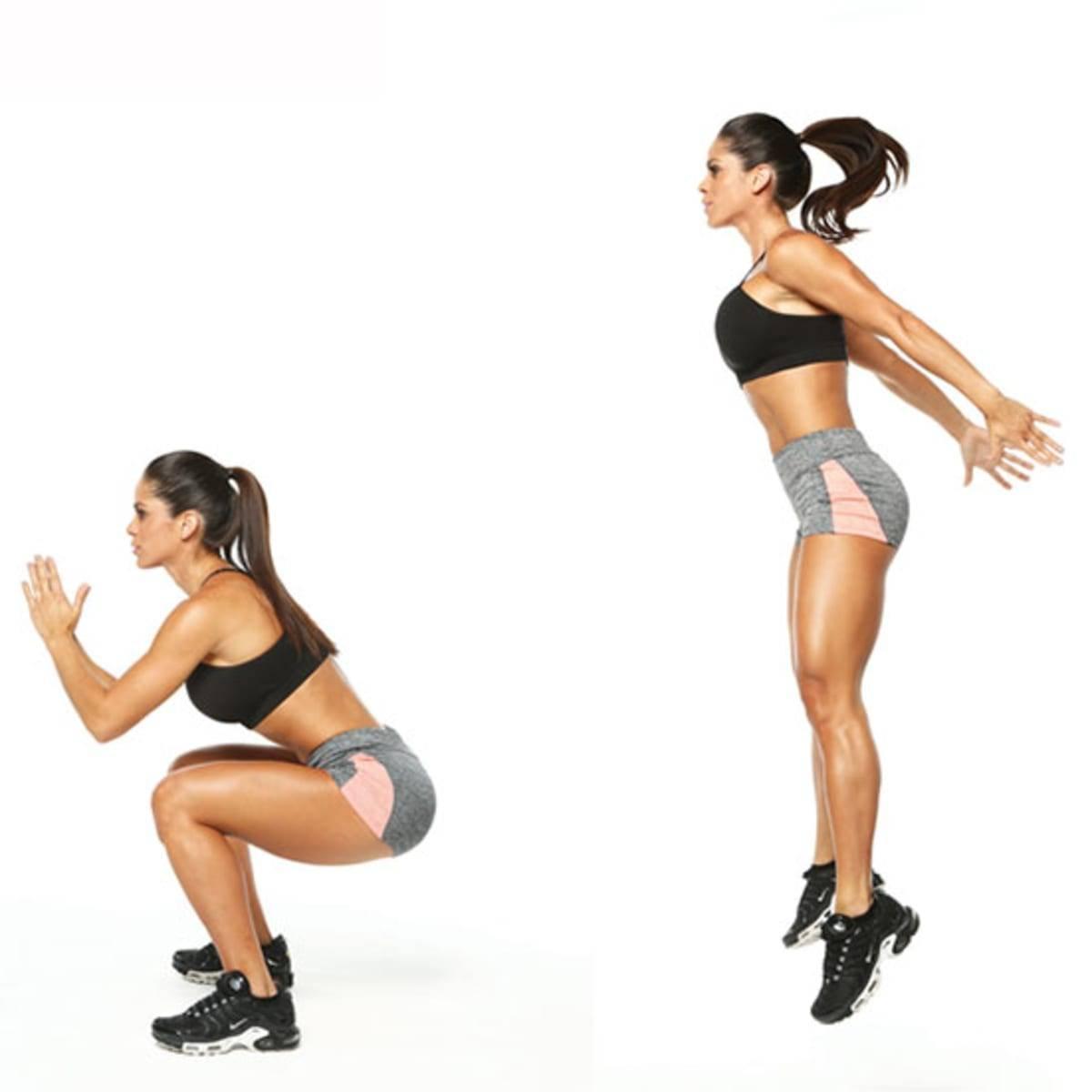 Топ-6 лучших упражнений с гантелями на ноги и правильная техника их выполнения