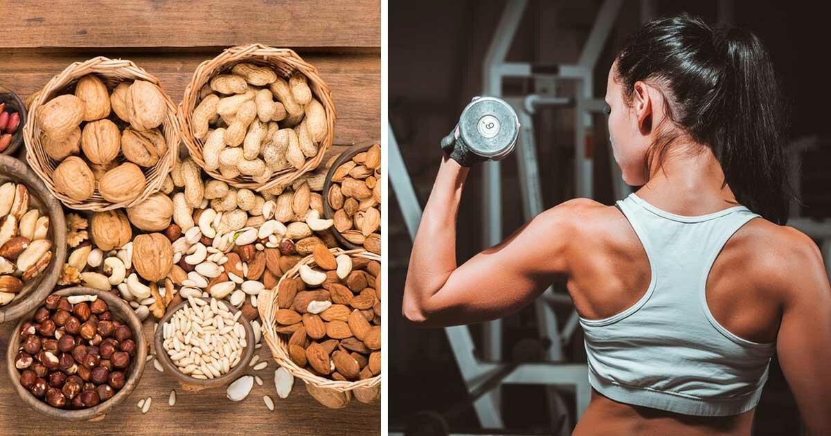 Истины и разгадки рельефности мышц – в правильном питании