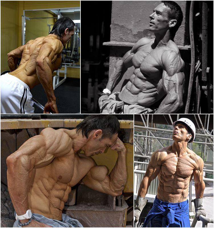 Как вырастить большие мышцы и не превратиться в свинью