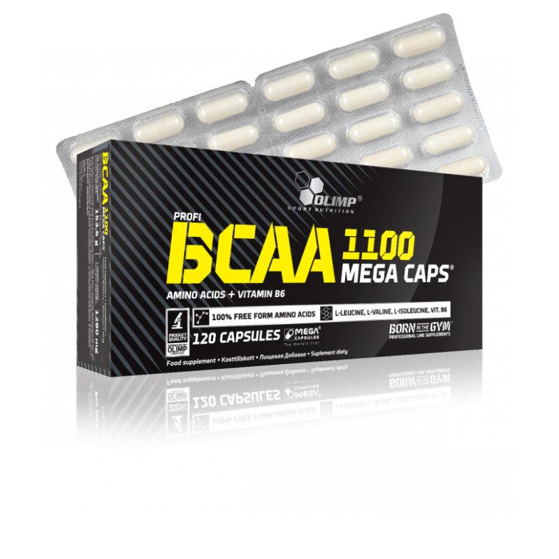 Mega size bcaa 1000 caps от optimum nutrition