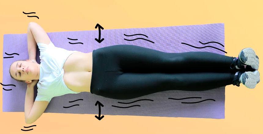 Можно ли делать упражнение золотая рыбка при грыже позвоночника