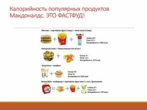 13 диетических (почти) пп блюд в макдоналдс, kfc и бургер кинге с точки зрения диетологии