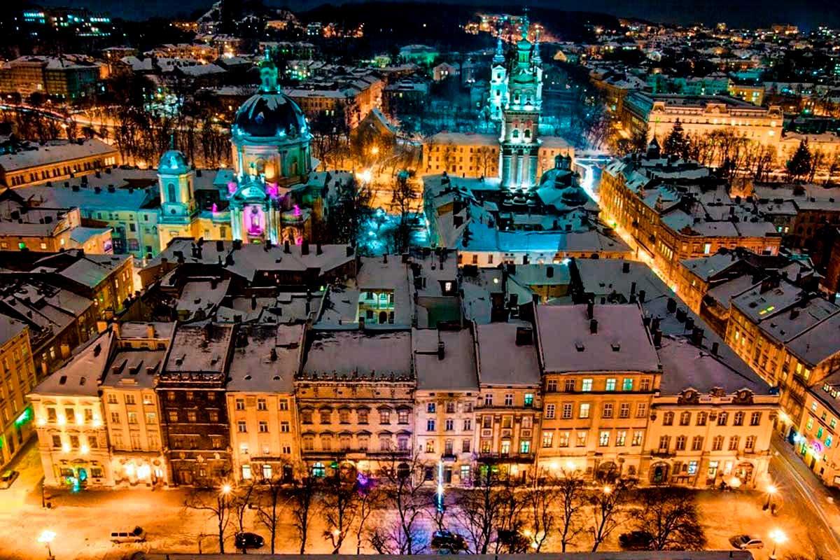Город львов, украина: экскурсии, отели, достопримечательности