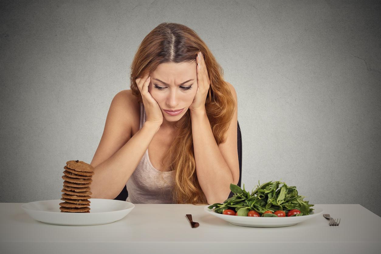 Больше никогда не сидите на диетах, вред от диет