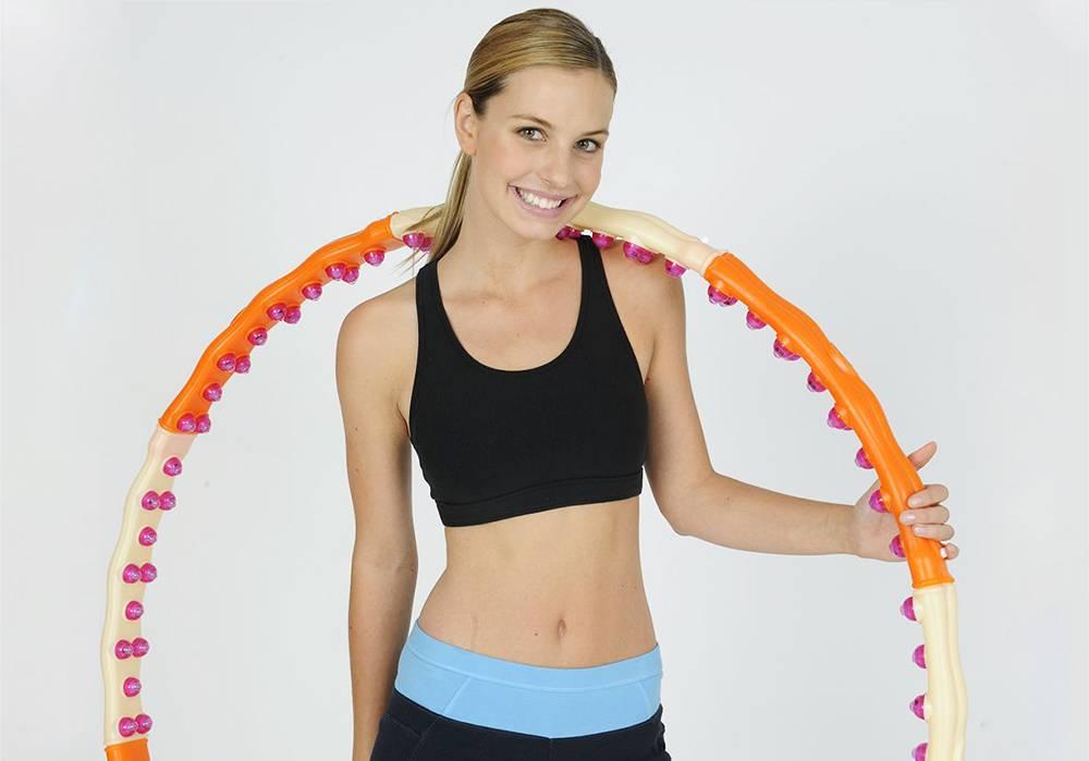 Обруч для похудения: можно ли убрать живот и бока с помощью хулахупа
