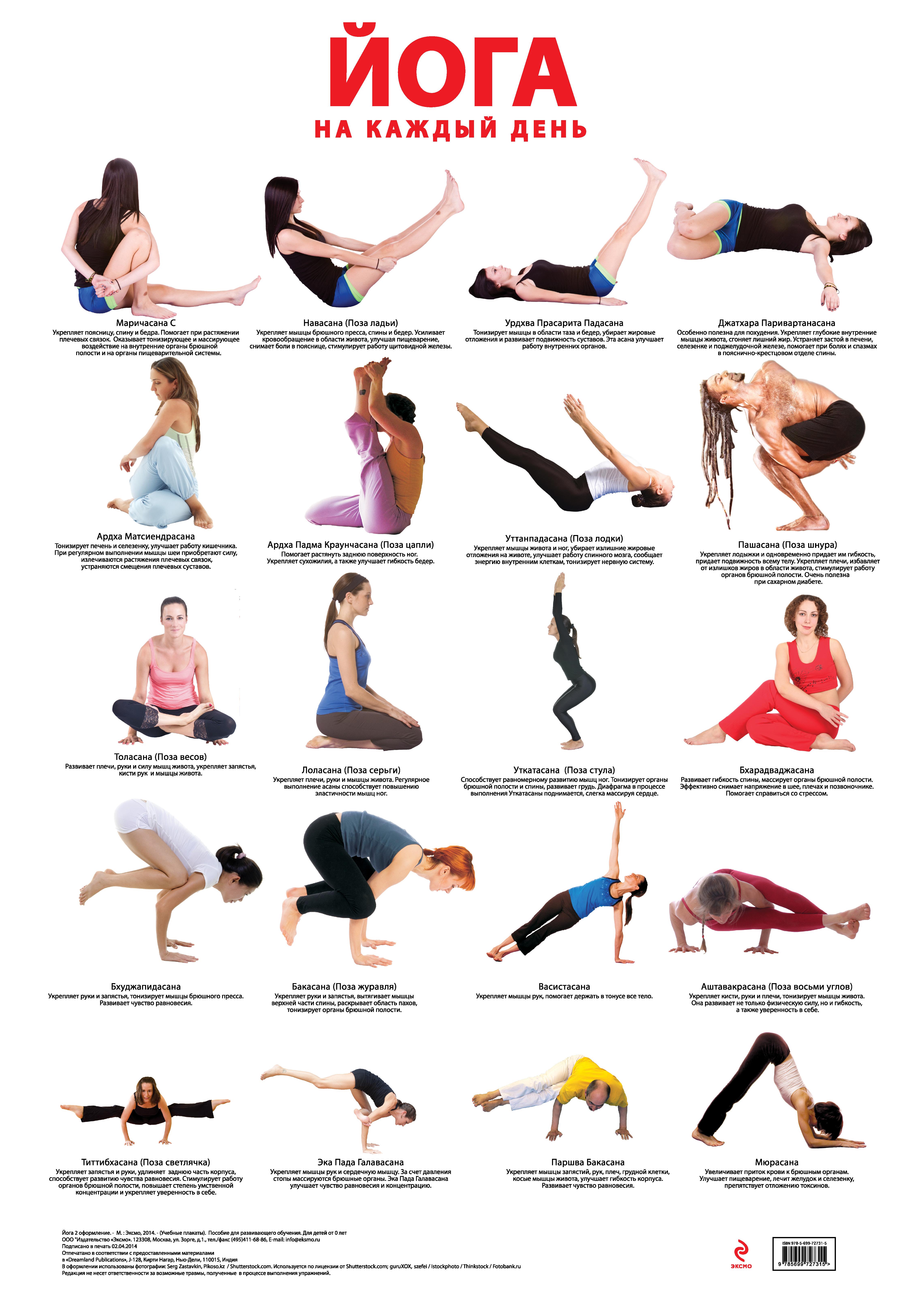 Силовая йога - 120 фото основных тренировок и упражнений для мужчин и женщин