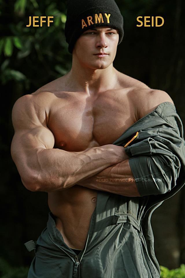 Джефф сейд (jeff seid) тренировки – программа тренировок, диета и биография – тело атлета - здоровье