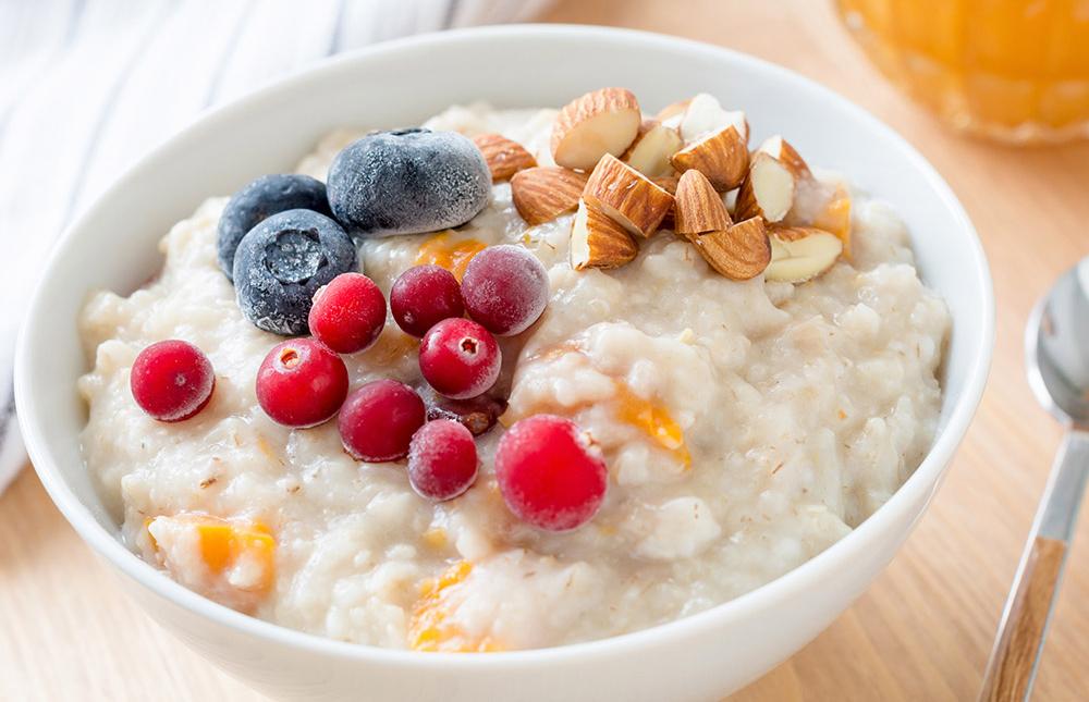 Польза овсяной каши на завтрак для кишечника и похудения