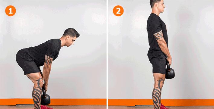 Становая тяга программа тренировок для мышц на 7 месяцев