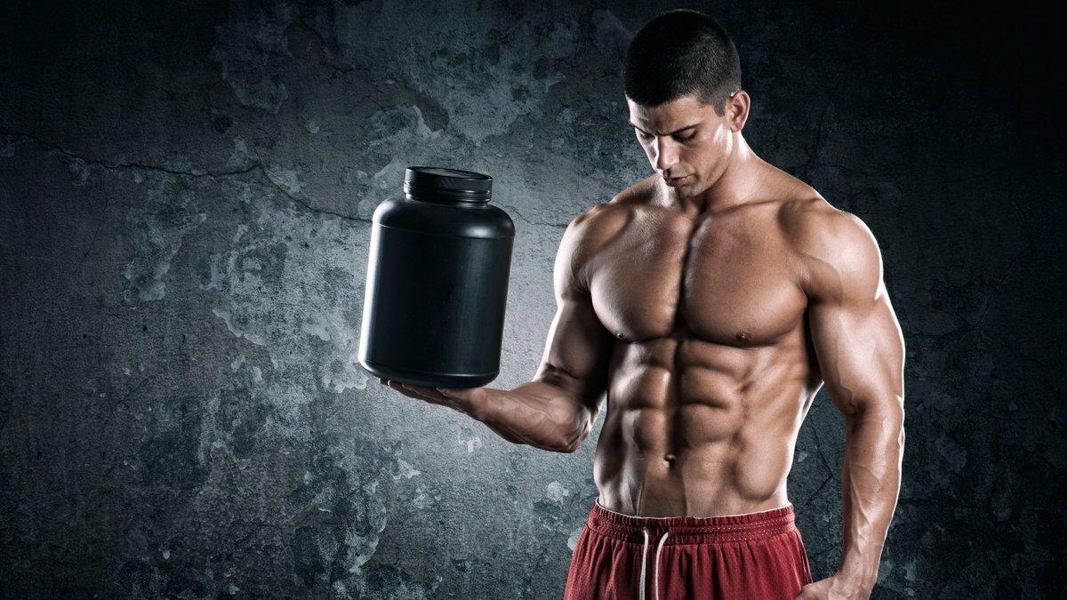 Препараты для роста мышц