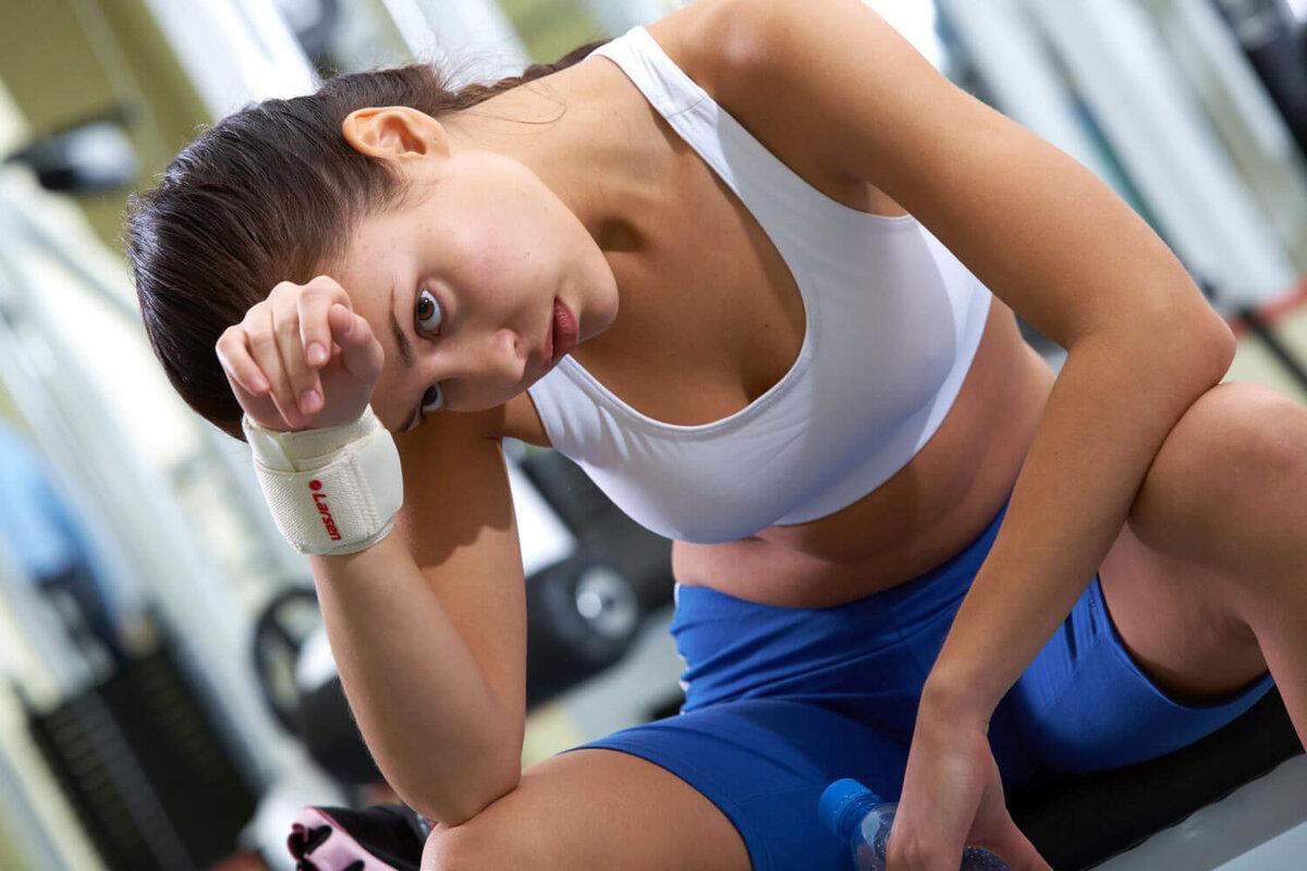 Как похудеть с помощью упражнений и правильного питания