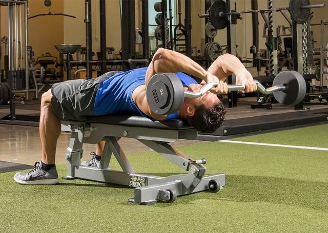 Жим лёжа - прямой путь в мир силы и объёма грудных мышц