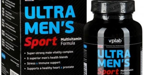 Витамины ультрамен спорт: как принимать, отзывы
