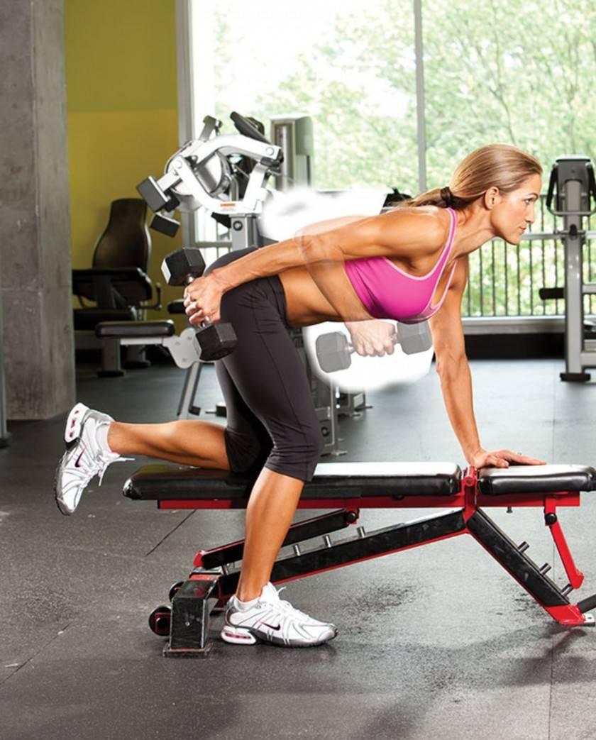 Фитнес тренировки для похудения: комплексы упражнений