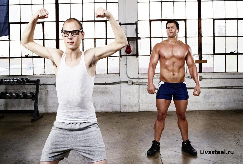 Идеальное тело: мужской взгляд на подготовку к лету