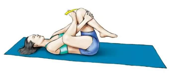 Упражнения лежа на животе для позвоночника и спины