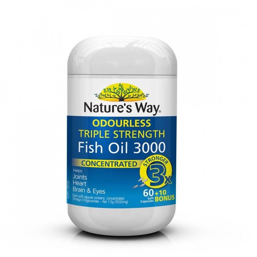 Как правильно принимать рыбий жир в капсулах взрослым