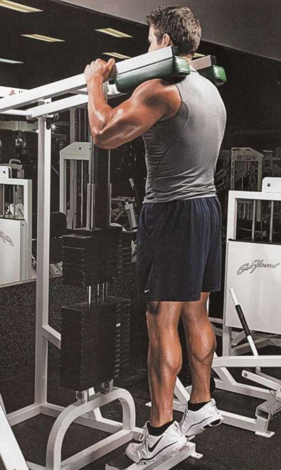 Как накачать икроножные мышцы мужчине и женщине в домашних условиях: упражнения для икр и комплекс тренировки на рост и растяжку