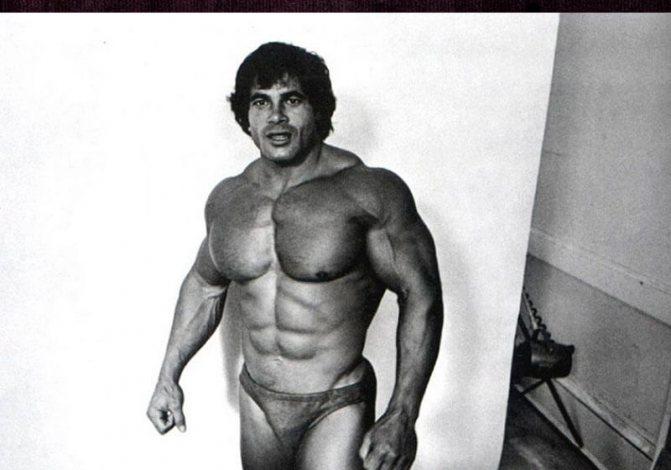 Франко коломбо: биография, тренировки, фото