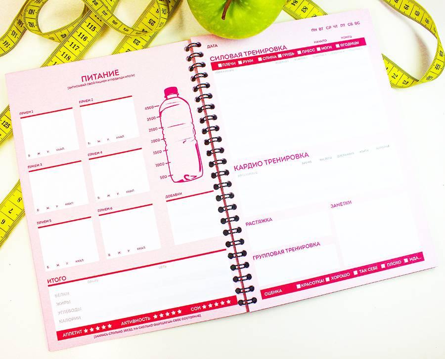 Дневник тренировок: зачем он нужен?