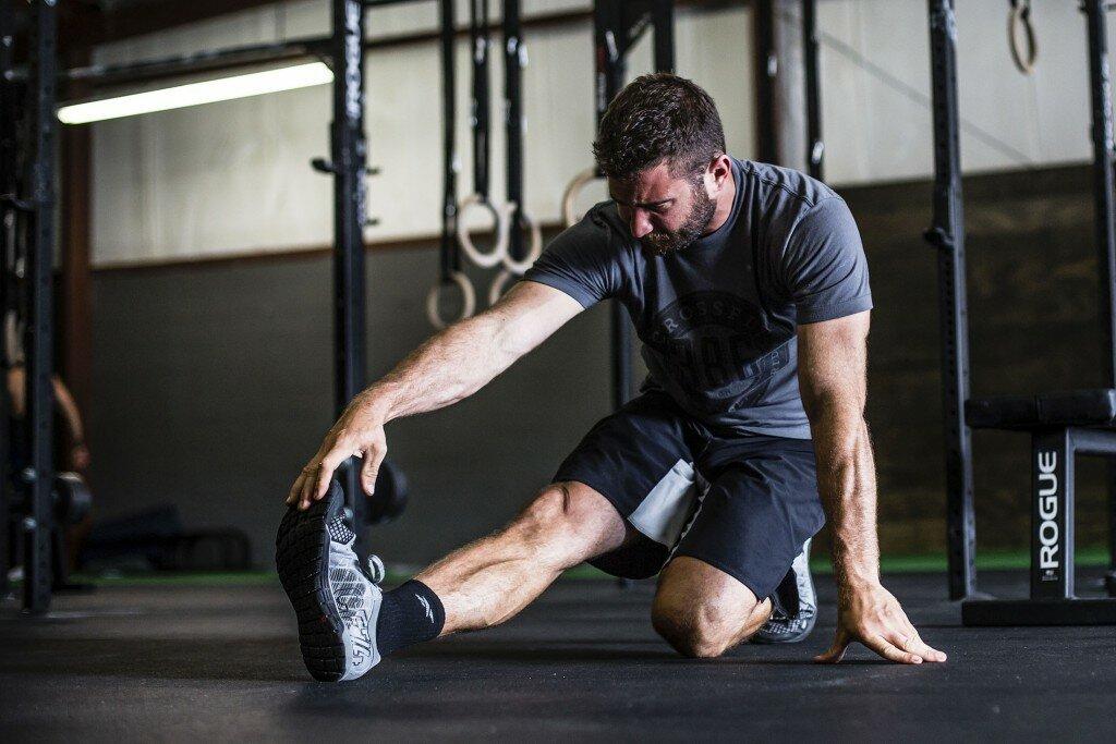 После тренировки восстановление мышц