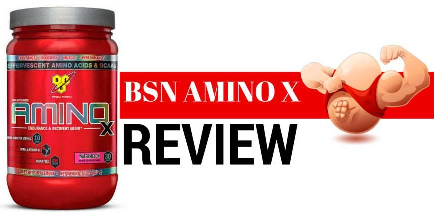 Амино Х от БСН: как принимать добавку, состав, особенности и противопоказания