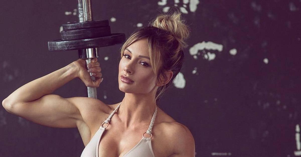 Paige hathaway – фитнес-модель с идеальным телом