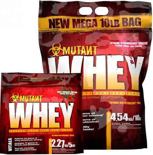 Протеин мутант вей (mutant whey): особенности добавки, состав, плюсы и минусы