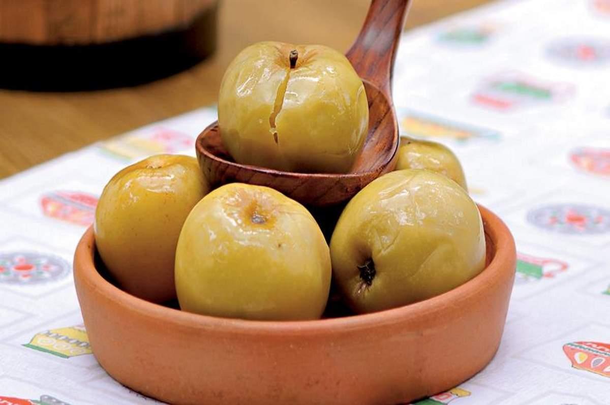 Польза и вред печеных яблок для организма
