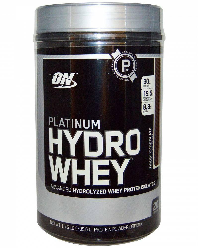 Как правильно принимать протеин platinum hydro whey от optimum nutrition